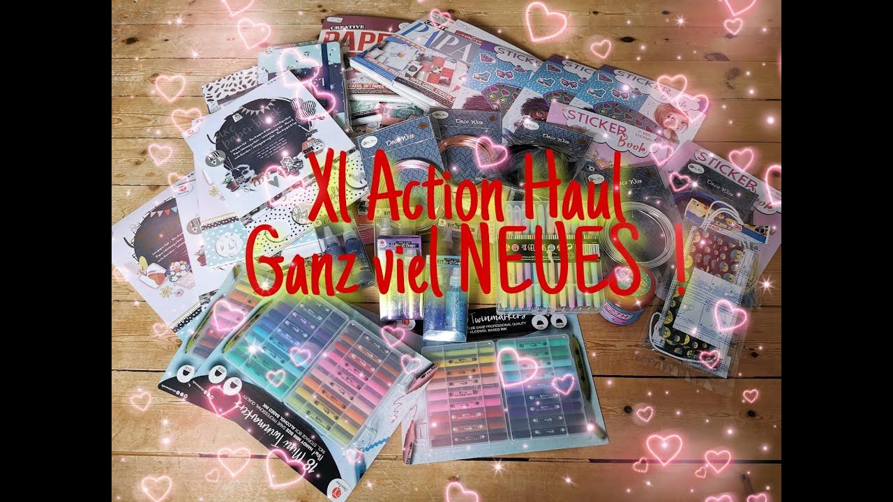 XL Action HAUL  ! Viele NEUE Sachen ! NEUES  !