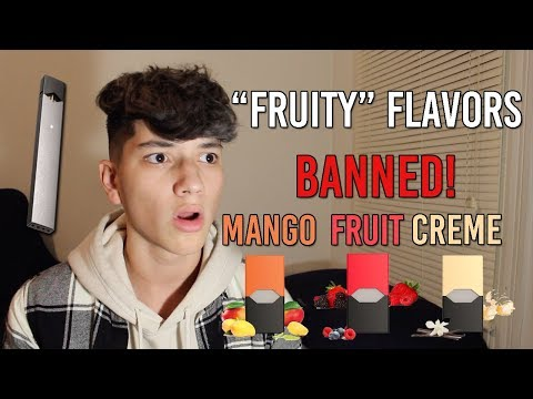 THE FDA ENDED JUUL! Mango Pods Banned? Is this the end of juul?