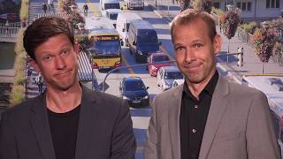 Nacken & Thun – Boris Palmer lässt Straße sperren!