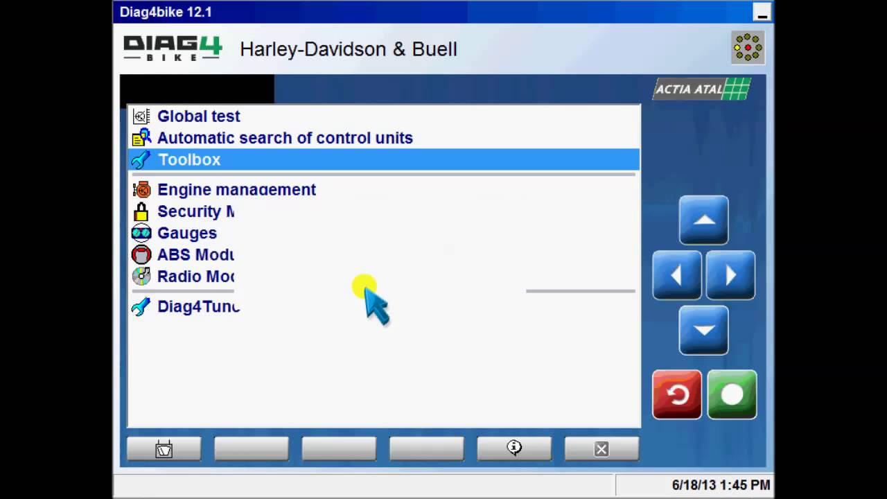 Toolbox, BCM/HFSM/TSSM customization-Auto Arming