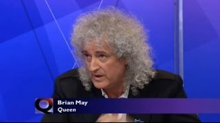 Question Time 14 May 2015  - Brian May on Panel