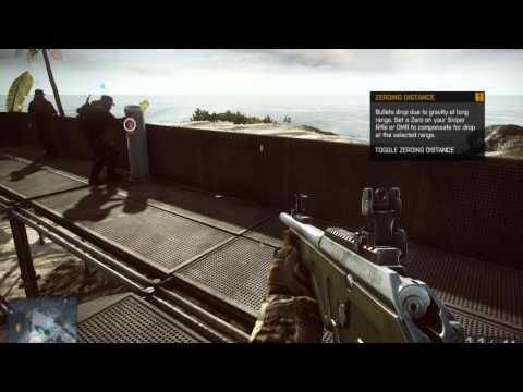 CC Global Gaming Battlefield 4 Test Range Olympic Shoot