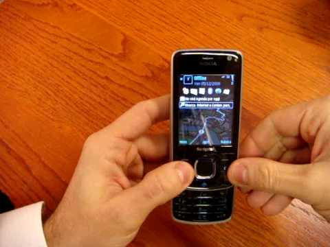 Video recensione Nokia 6210 Navigator Cellulare-Magazine.it