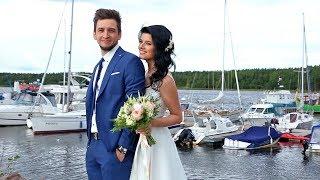 Веселый свадебный клип  видеооператор видеограф на свадьбу свадебное видео  спб