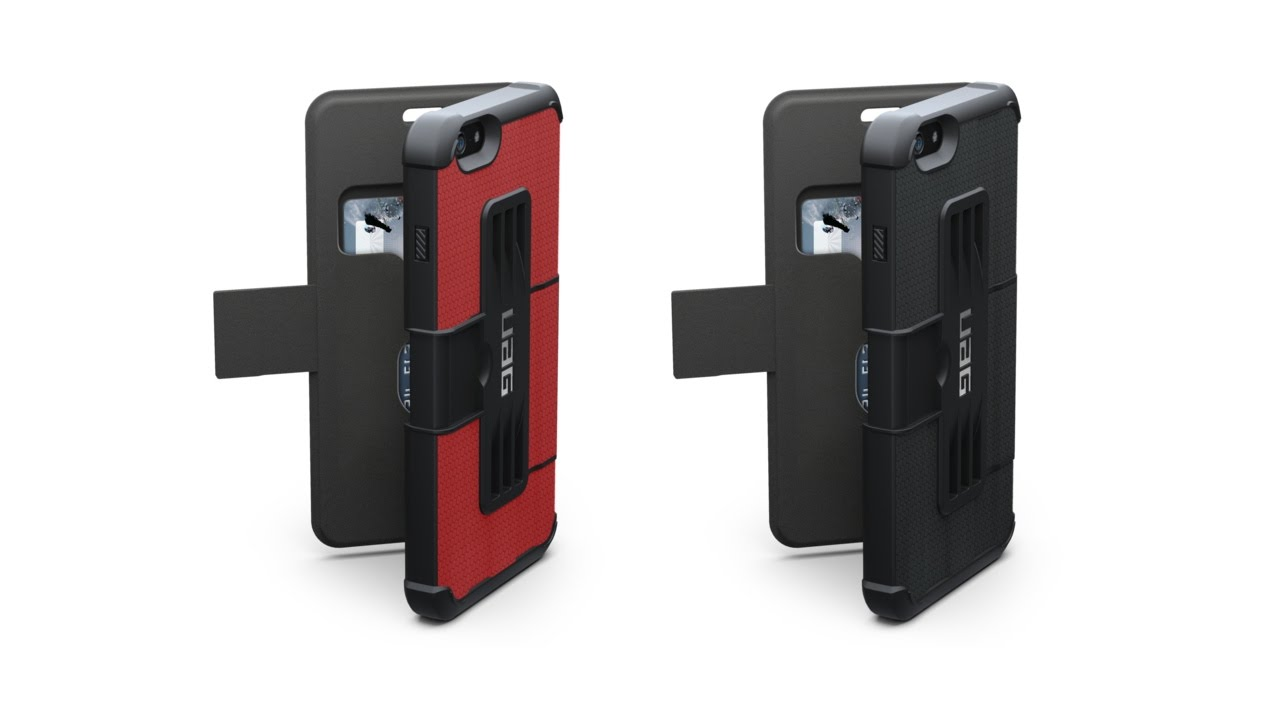 info for ecb74 d4039 UAG Rogue Folio Case for the iPhone 6 Plus