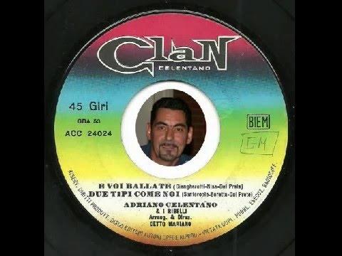 Adriano Celentano - E Voi Ballate - EP - Clan 24024