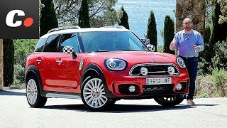 Mini Countryman Cooper S | Prueba / Test / Review en español | coches.net