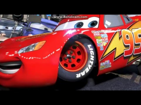 Cars 2006 Dvd Menu Walkthrough Youtube