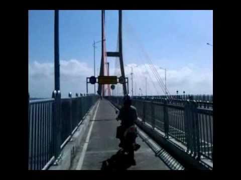 Jembatan Suramadu - Suramadu Bridge - Surabaya - East Java - Indonesia