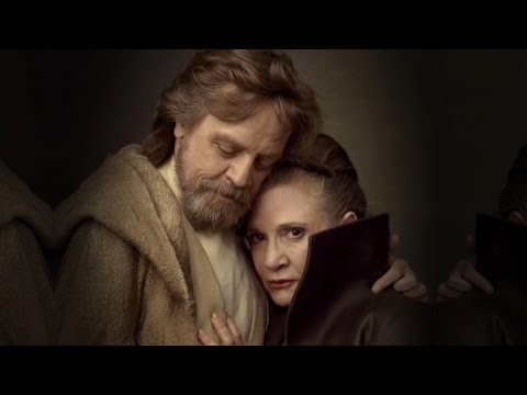 'Vanity Fair' Releases Four 'Last Jedi' Covers, Including One Honoring Carrie Fisher