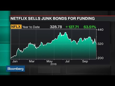 Why Netflix Is Selling $2 Billion of Junk Bonds