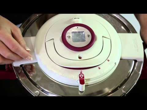 l 39 autocuiseur clipso plus pr cision la cuisson avec couvercle youtube. Black Bedroom Furniture Sets. Home Design Ideas