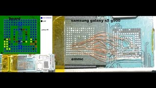 técnica recuperar información de un celular muerto o dañado emmc jumper hardware forense