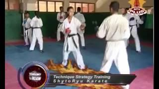 NTV Plus: Sports Info Karate, part 2 ,( Deepak Shrestha ) ..