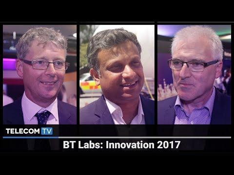 Inside the Labs: BT Innovation 2017