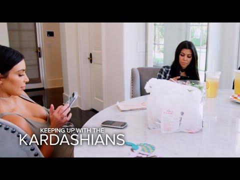 KUWTK   Kardashian Sisters Mediate Rob and Blac Chyna's Latest Fight   E!