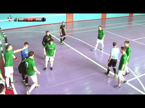 Обзор матча ZoomSupport United - Infopulse United #itliga14