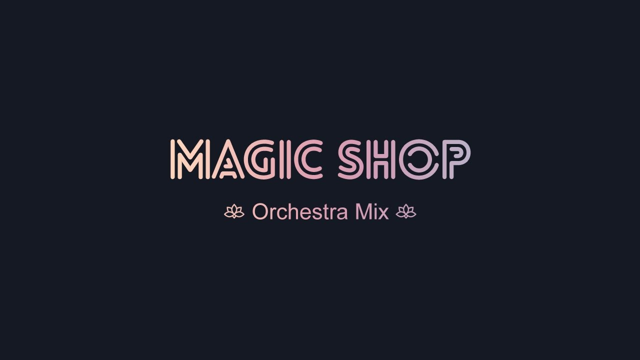 e3cae61a2c0 [2019 FESTA] BTS (방탄소년단) 'Magic Shop' Orchestra Mix #2019BTSFESTA –  Shopping time