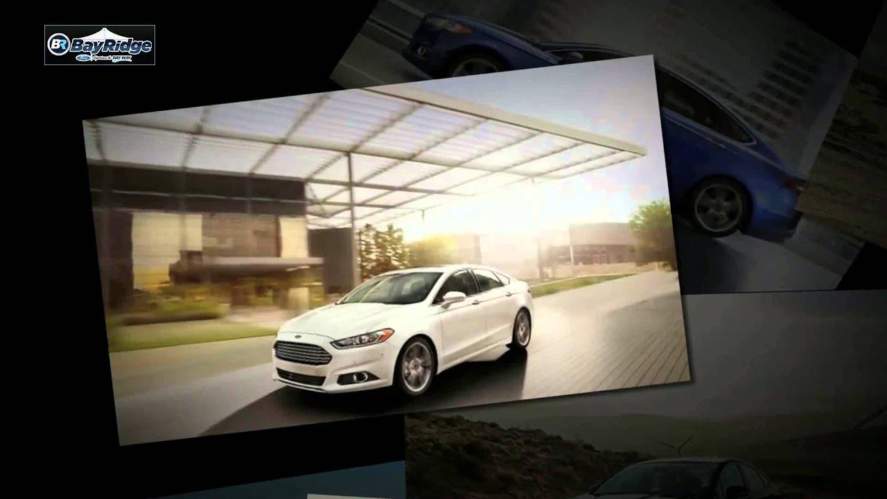 Ford Dealership Brooklyn >> 2014 Ford Fusion Vs 2014 Honda Accord Ford Dealer Of