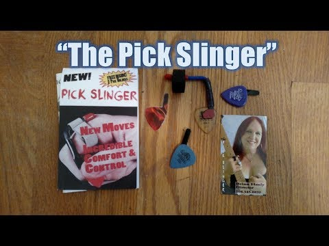 "Review of ""The Pick Slinger"""
