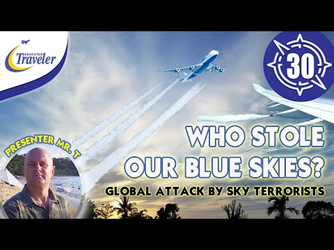 Who Stole Our Blue Skies? A full overview of who's behind the New Toxic Climate Realities