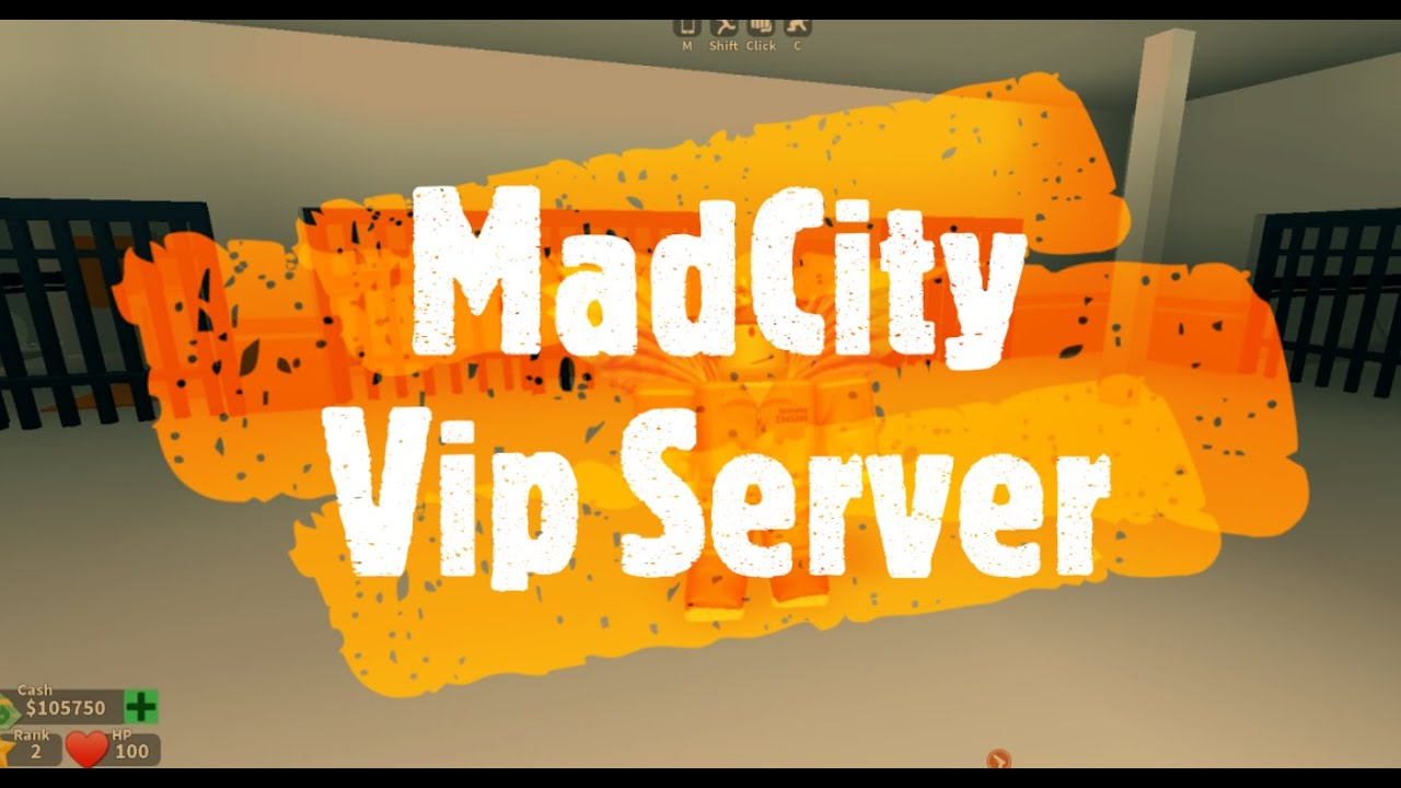 [ROBLOX] Free MadCity VIP Server (July 2019)