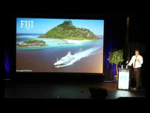 Richard Morris Australian Superyachts ASMEX Chartering Presentation.wmv