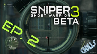 """Sniper Ghost Warrior 3 Beta Ep. 2 """"First Mission Complete // New Mission Start!"""" PC Gameplay"""