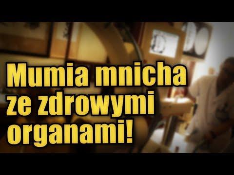 Licząca tysiąc lat mumia posiada zdrowe organy wewnętrzne