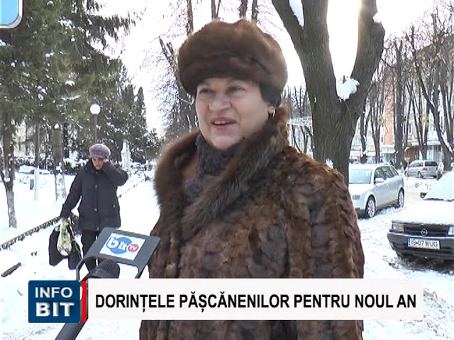 DORINTELE PASCANENILOR PENTRU NOUL AN - BitTV Pascani