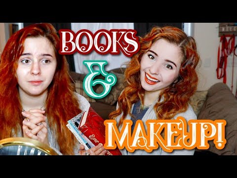 Books & Makeup! (My Every Day Makeup & Book Haul)