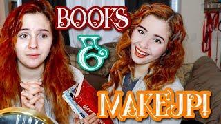 Books & Makeup! (My Every Day Makeup & Book Haul)