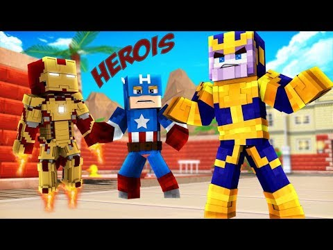 1 10 2] Heroes Expansion Mod Download | Minecraft Forum
