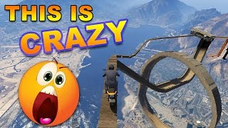 CRAZY BIKE CHALLENGE (GTA 5 FUNNY MOMENTS)