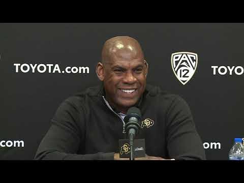 Mel Tucker Press Conference Before Utah