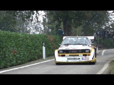 Rally Leyend 2012 San Marino (pure sound Group B)