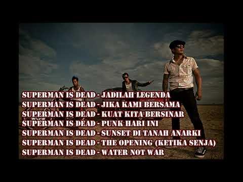 Superman Is Dead (SID) The Best Album