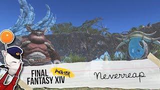 Guia: Neverreap | FINAL FANTASY XIV 3.0