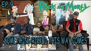 Rick And Morty Season 1 Episode 9