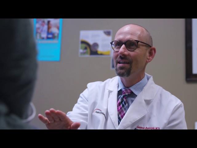 Gannon B. Randolph, MD of Ozark Orthopaedics