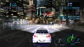 2 Fast 2 Furious Brian's Skyline in NFS Underground
