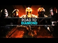 RAINBOW SIX SIEGE ROAD TO DIAMOND - JACKAL & MIRA GAMEPLAY