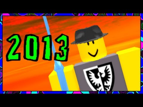 2013 In a Nutshell (A Funny Roblox Machinima by Phire ...