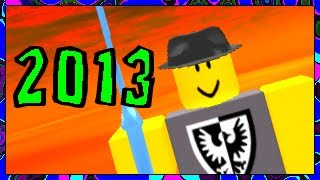 2013 In a Nutshell - A ROBLOX Machinima by PhireFox