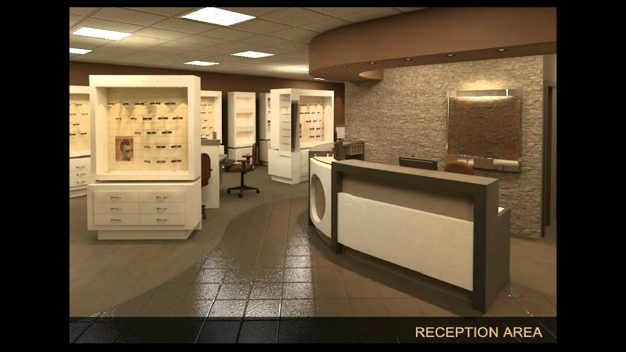 modular design systems optical display office design youtube