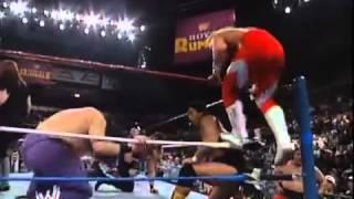 Mr WrestleMania Casket Match Undertaker Vs Yokozuna 1994 Royal Rumble