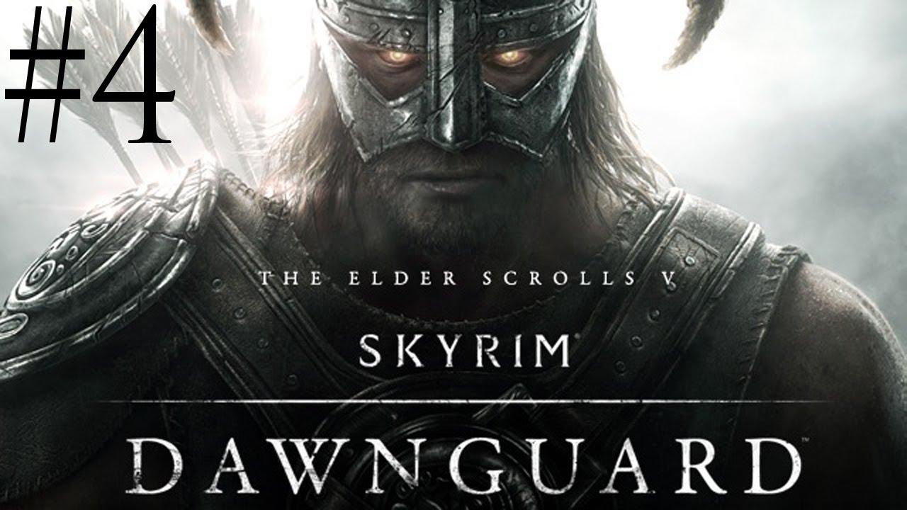 Skyrim Special Edition -- Dawnguard: The Mysterious Woman