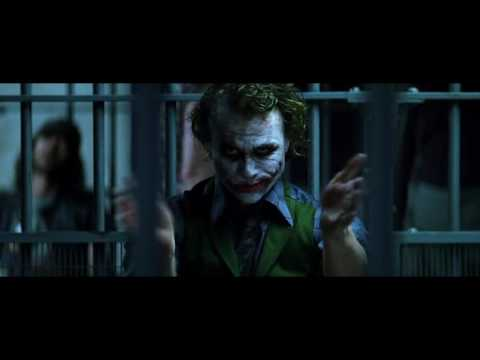 Rise Against - Worth Dying For - The Dark Knight HD