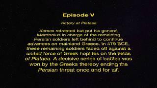 Persian Wars Summary