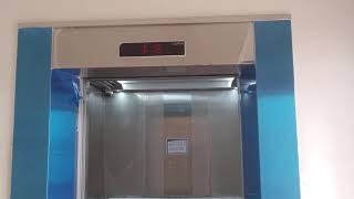 부산광역시 중구 자갈치시장 화물용 한림기업엘리베이터 대…